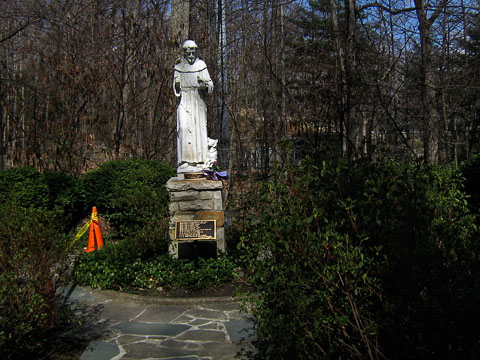 St. Francis of Assisi, Cone