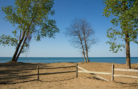 Beachfront - Presque Isle, Erie, PA